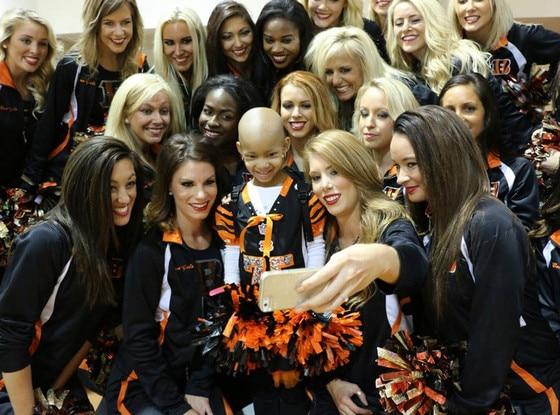 Leah Still, Bengals, NFL