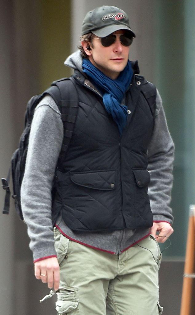 Bradley Cooper, No Facial Hair