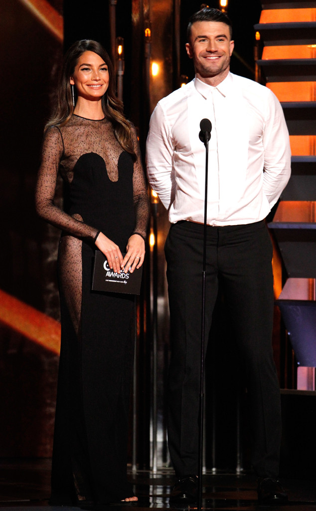Lily Aldridge, Sam Hunt