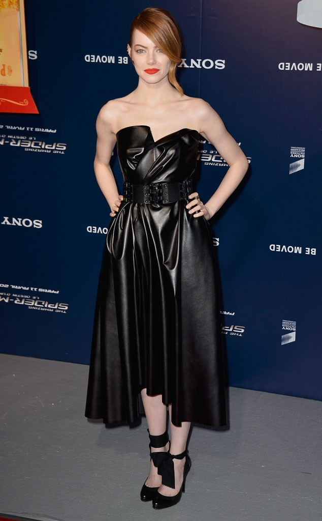 Edge Factor from Emma Stone's Best Looks