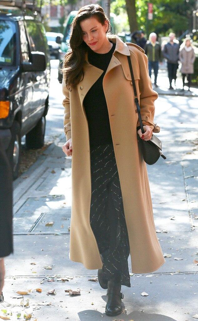 Liv Tyler, Coat