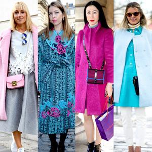 Street Style, Coats