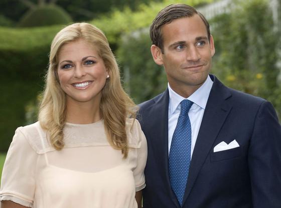 Princess Madeleine of Sweden, Jonas Bergstrom