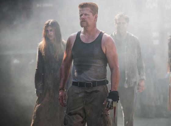 Michael Cudlitz, The Walking Dead