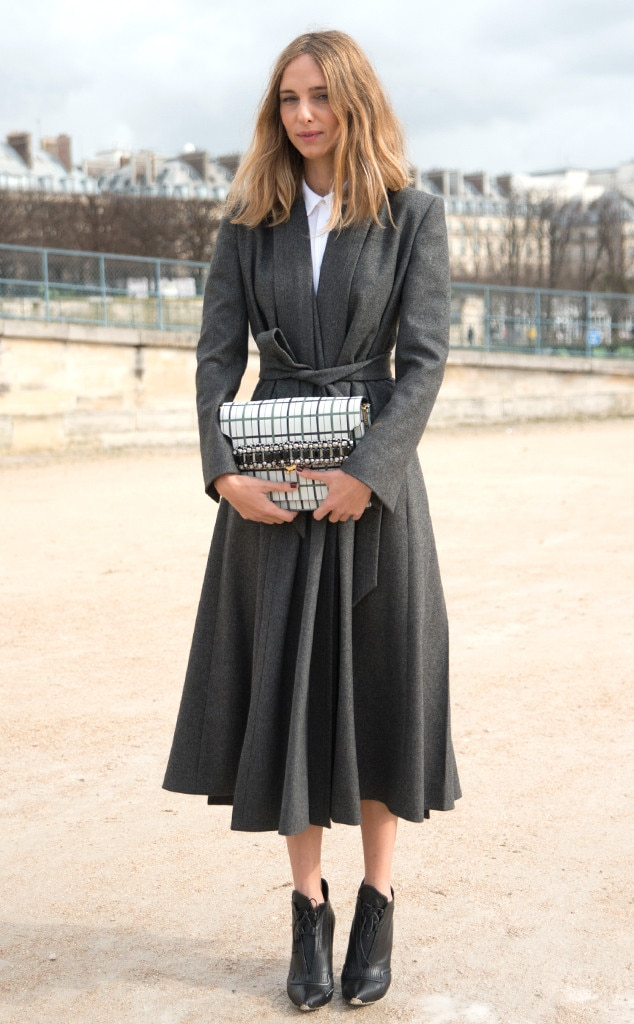 Paris from Street Style: Winter Coats