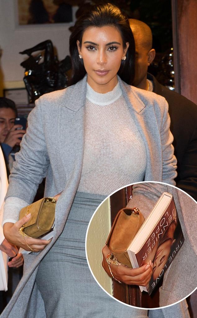 Kim Kardashian, Jennifer Lopez Book