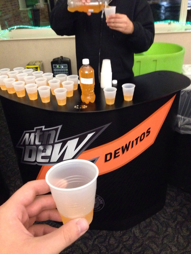 Mountain Dew Doritos, Dewitos