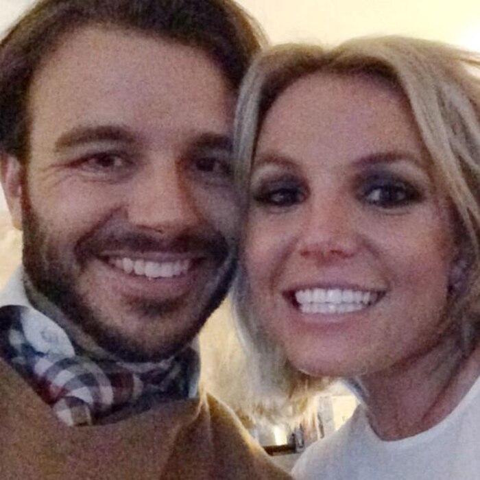 Britney Spears, Charlie Ebersol