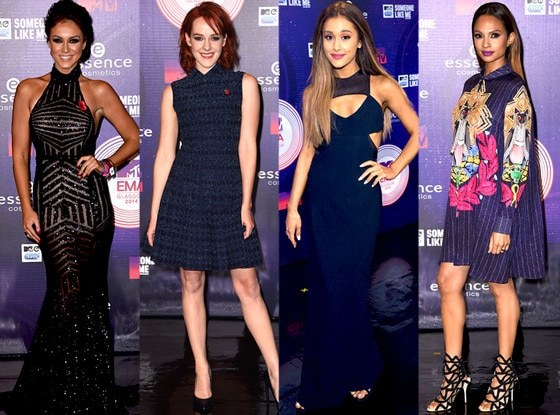Best Dressed, MTV EMA's 2014