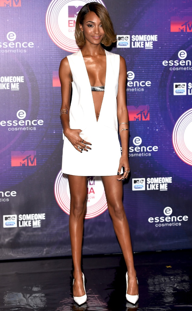 Jourdan Dunn, MTV EMA's 2014