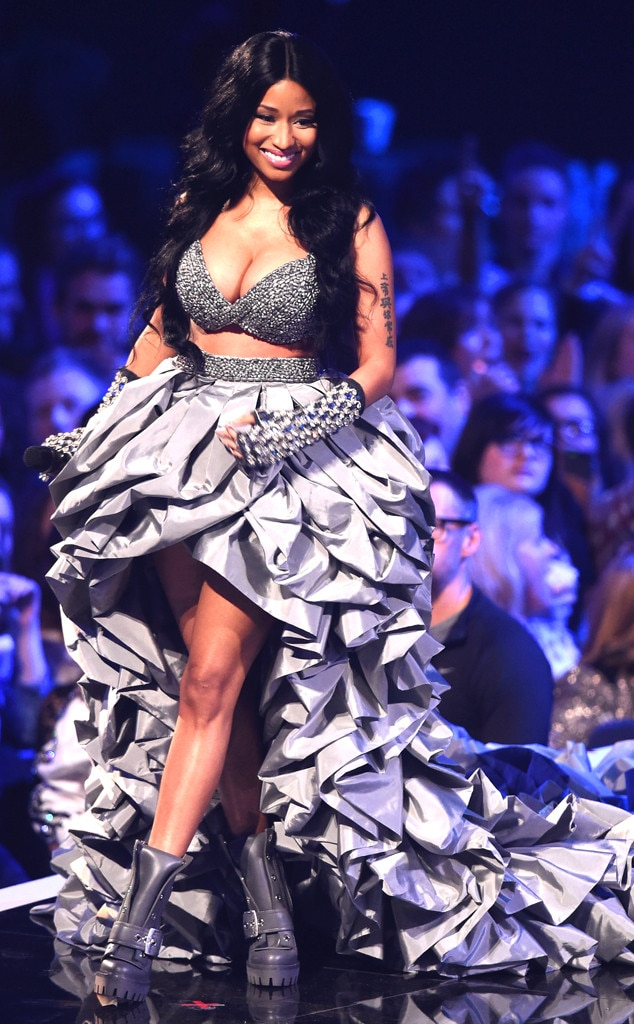 Nicki Minaj,  MTV EMA's 2014