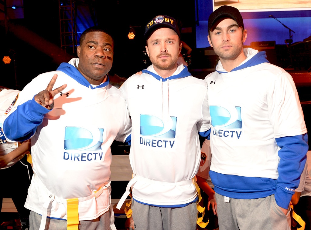 Tracy Morgan, Aaron Paul, Chace Crawford, Beach Bowl
