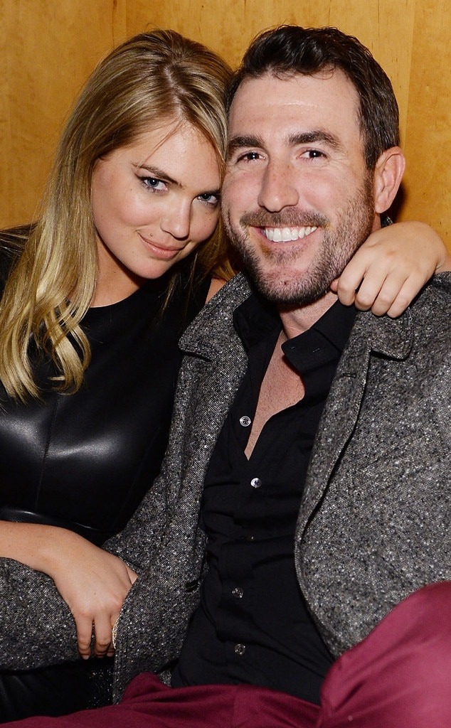 Is verlander dating upton