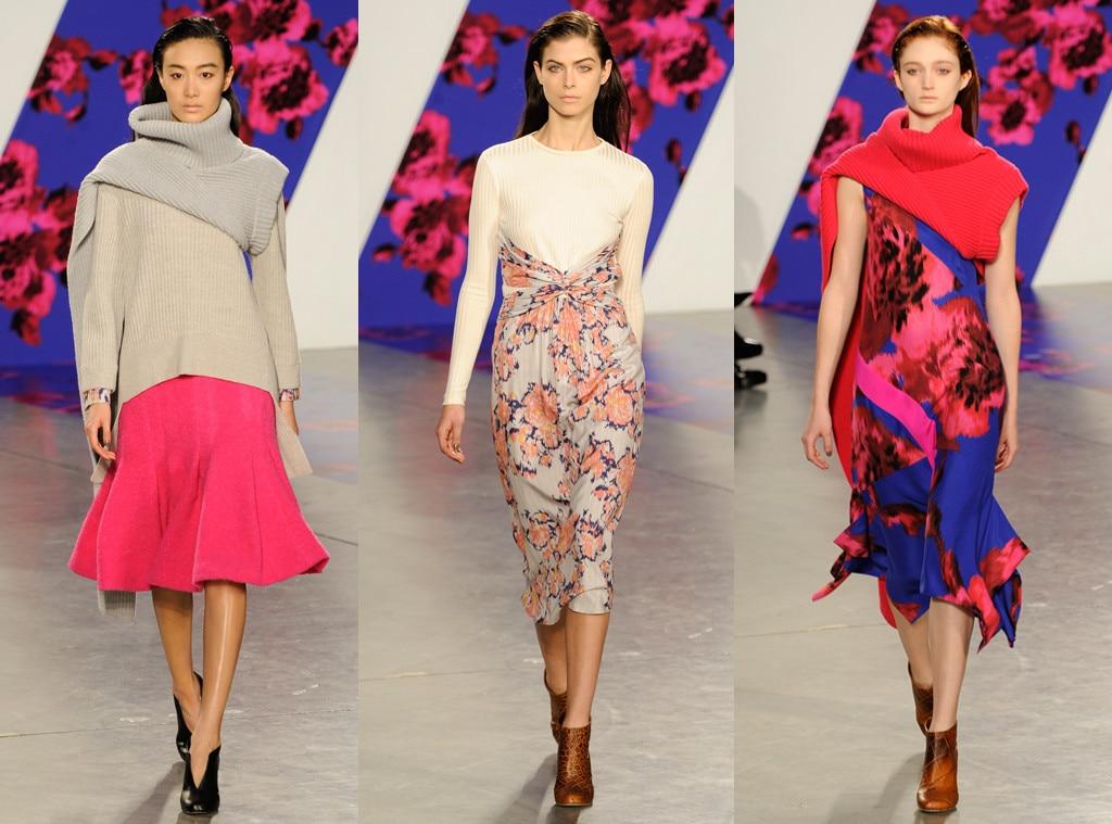 Thakoon, New York Fashion Week