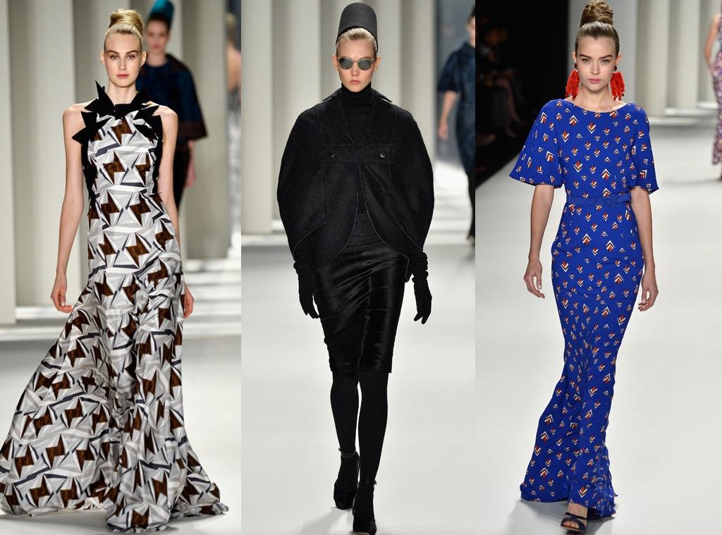 Carolina Herrera, New York Fashion Week
