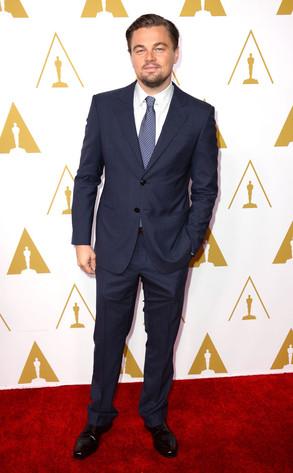 Leonardo DiCaprio, Oscars Nominees Luncheon