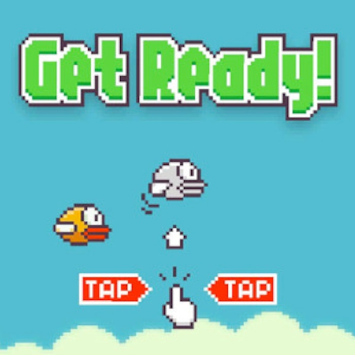 Someone Made A RealLife Version Of Flappy Bird And Apparently - Flappy bird in real life