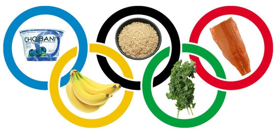 Olympic Diet