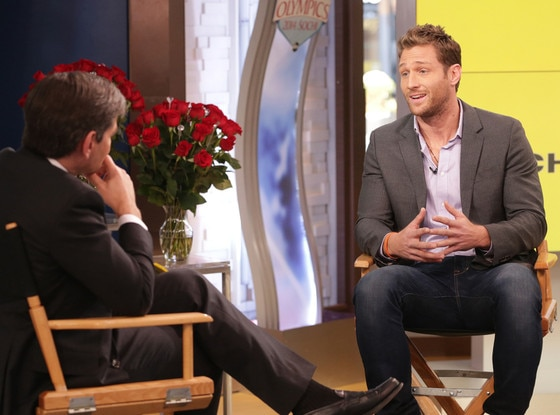 Juan Pablo, The Bachelor, Good Morning America