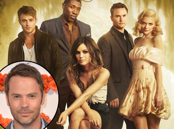 Hart of Dixie, Barry Watson