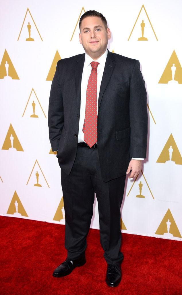 Jonah Hill, Oscars Nominees Luncheon