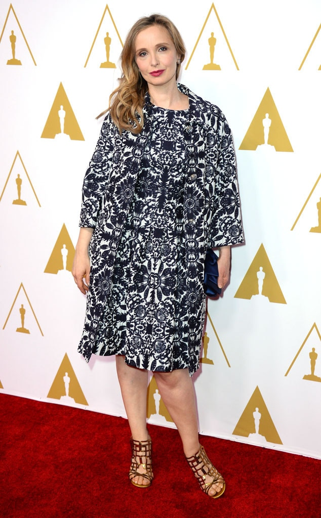 Julie Delpy, Oscars Nominees Luncheon