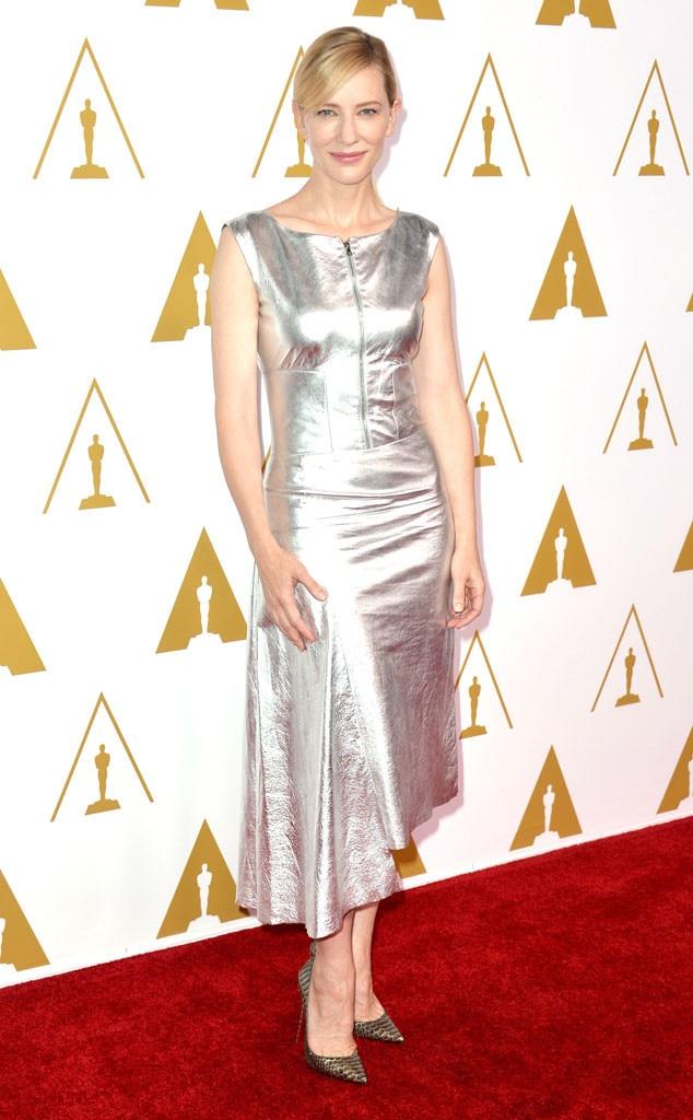 Cate Blanchett, Oscars Nominees Luncheon