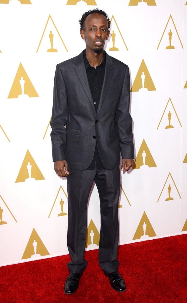 Barkhad Abdi, Oscars Nominees Luncheon