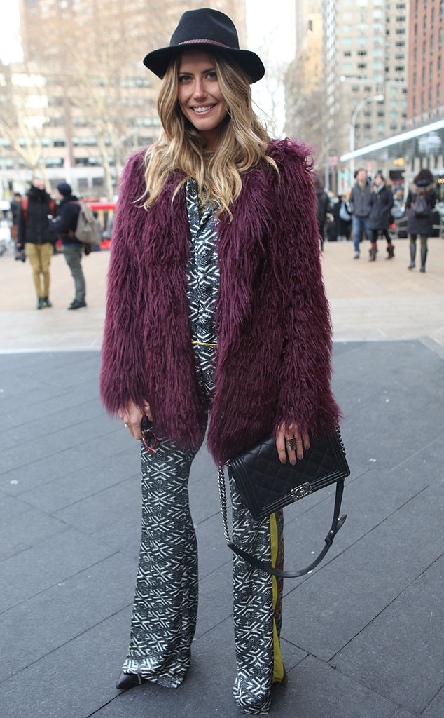 Street Style, Natalie Decleve