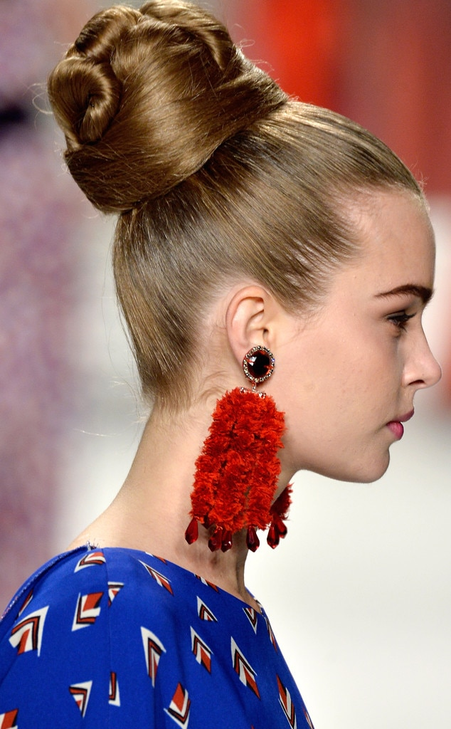 Carolina Herrera, New York Fashion Week, Beauty
