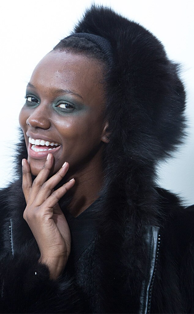 JINsoon, New York Fashion Week, Beauty