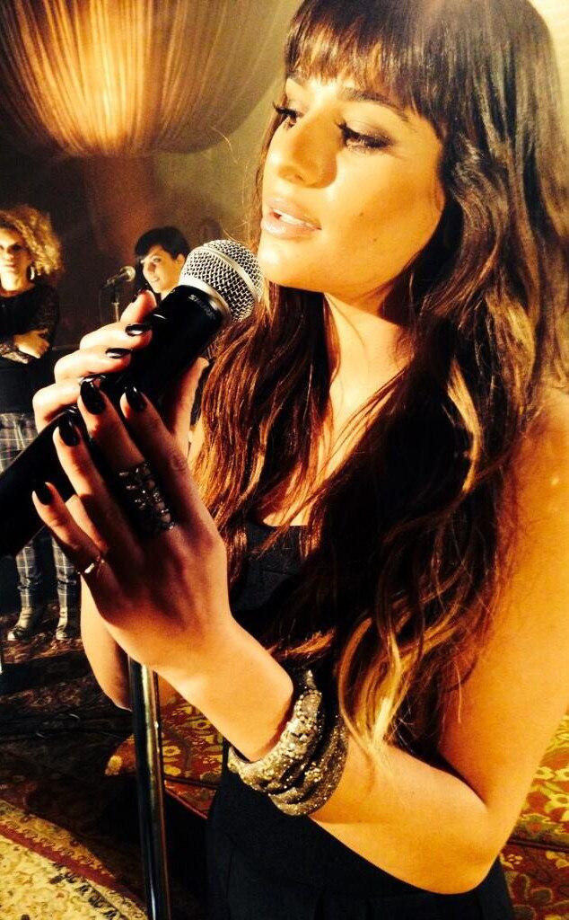 Lea Michele, Twitter