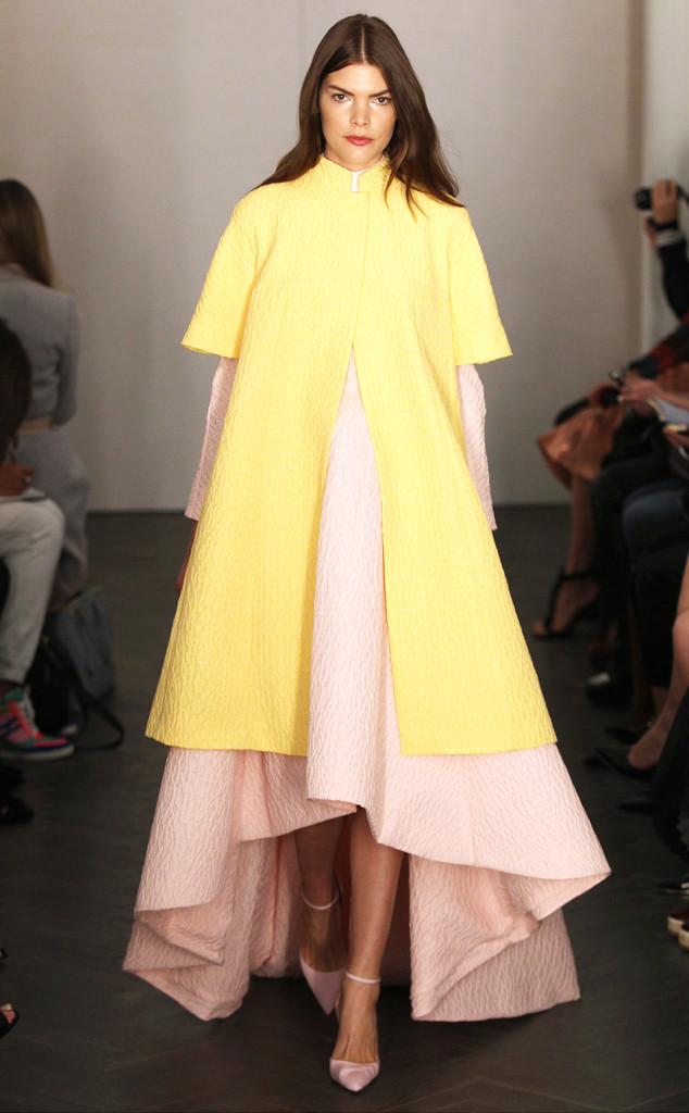 Emilia Wickstead, London Fashion Week