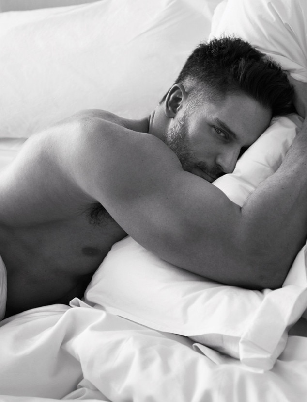 Joe Manganiello, W Magazine