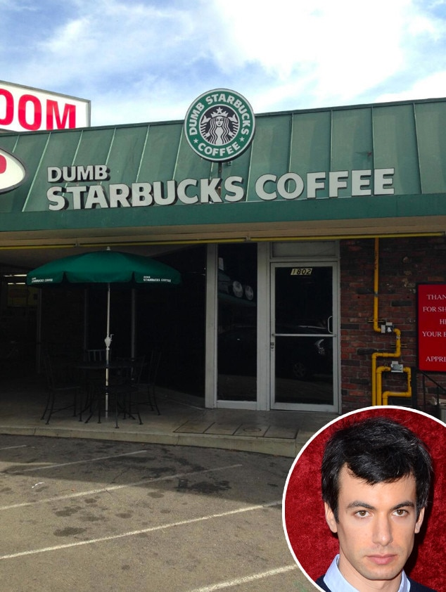 Comedy central 39 s nathan fielder reveals himself as the for Who are the owners of starbucks