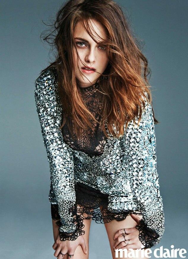 Kristen Stewart, Marie Claire