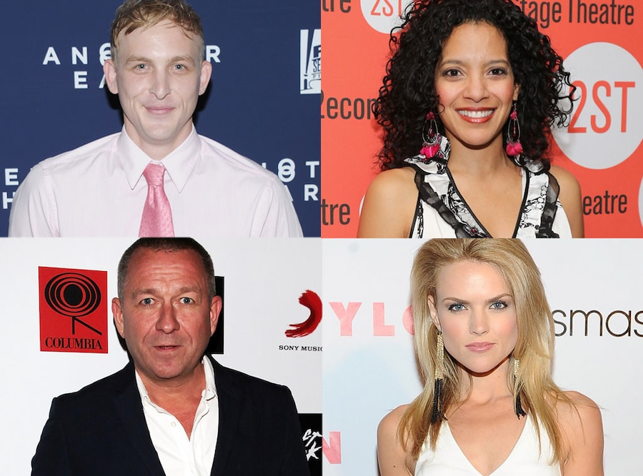 Robin Taylor, Zabryna Guevara, Sean Pertwee, Erin Richards