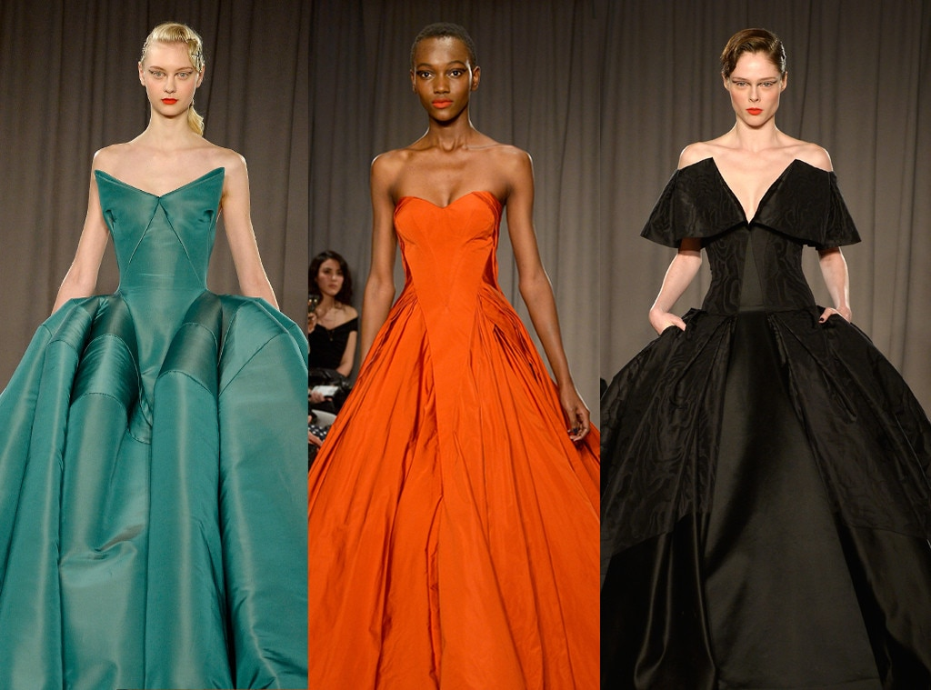 Zac Posen, New York Fashion Week