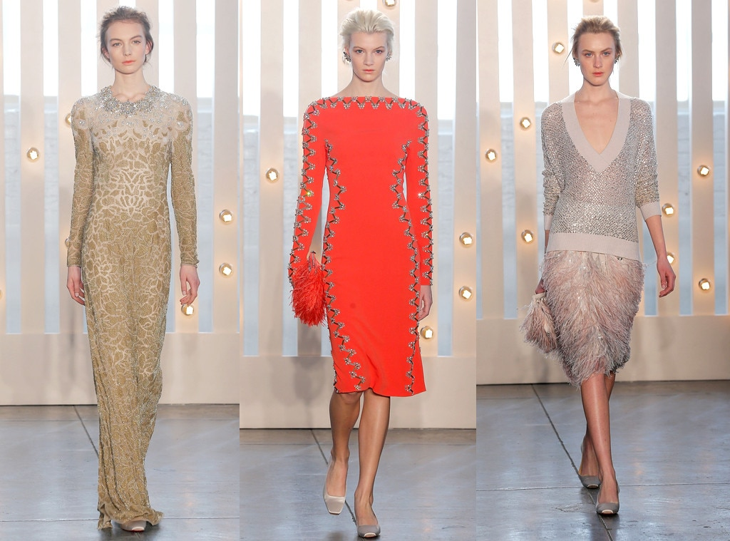 Jenny Packham, New York Fashion Week