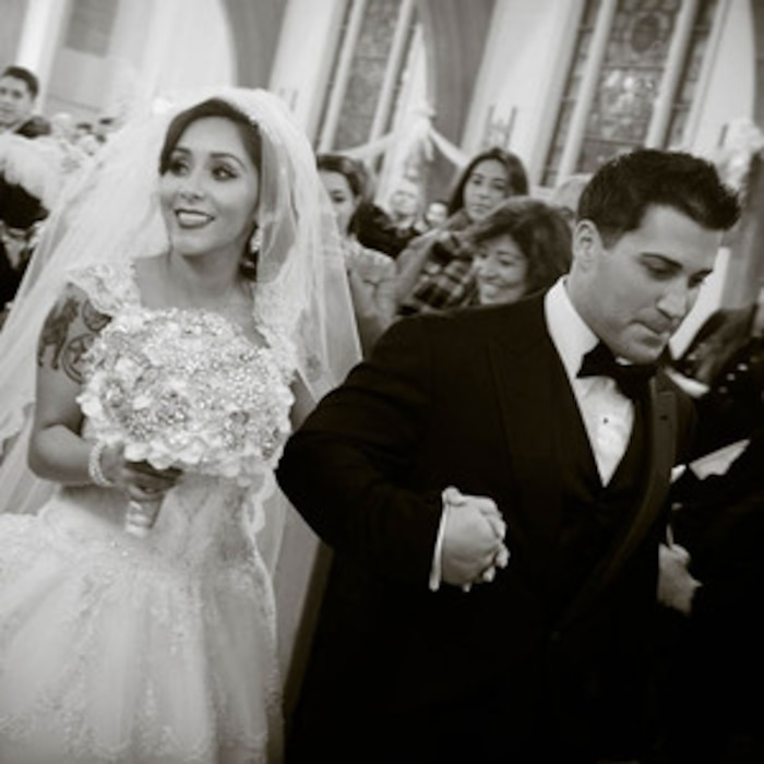 Snooki Celebrates Her First Wedding Anniversary With Sweet And Sassy Letter To Jionni LaValle Love You Forever
