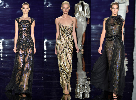 Reem Acra, New York Fashion Week