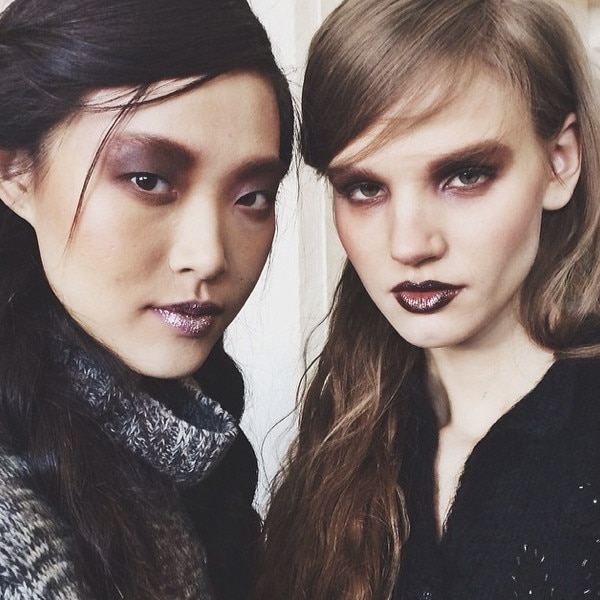 Rodarte, New York Fashion Week, beauty, Instagram