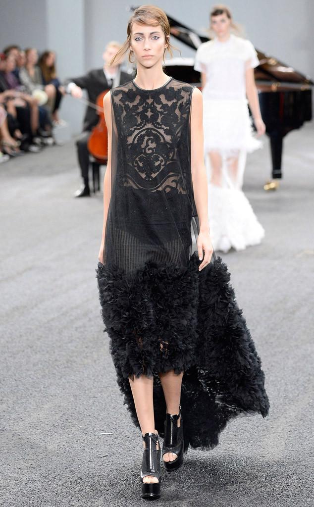 Erdem, London Fashion Week