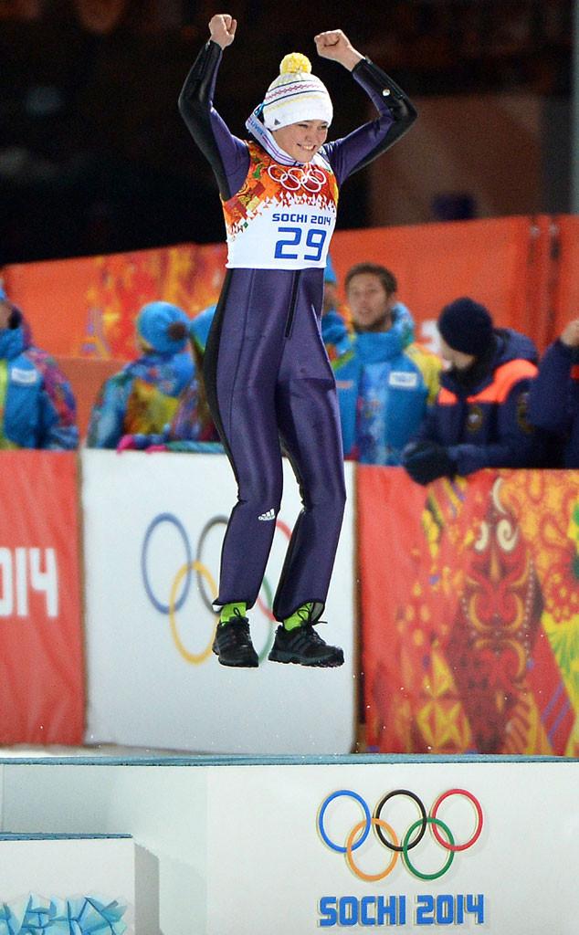 Carina Vogt, Sochi Winter Olympics