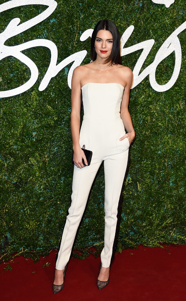 Kendall Jenner Casual Outfits 2014