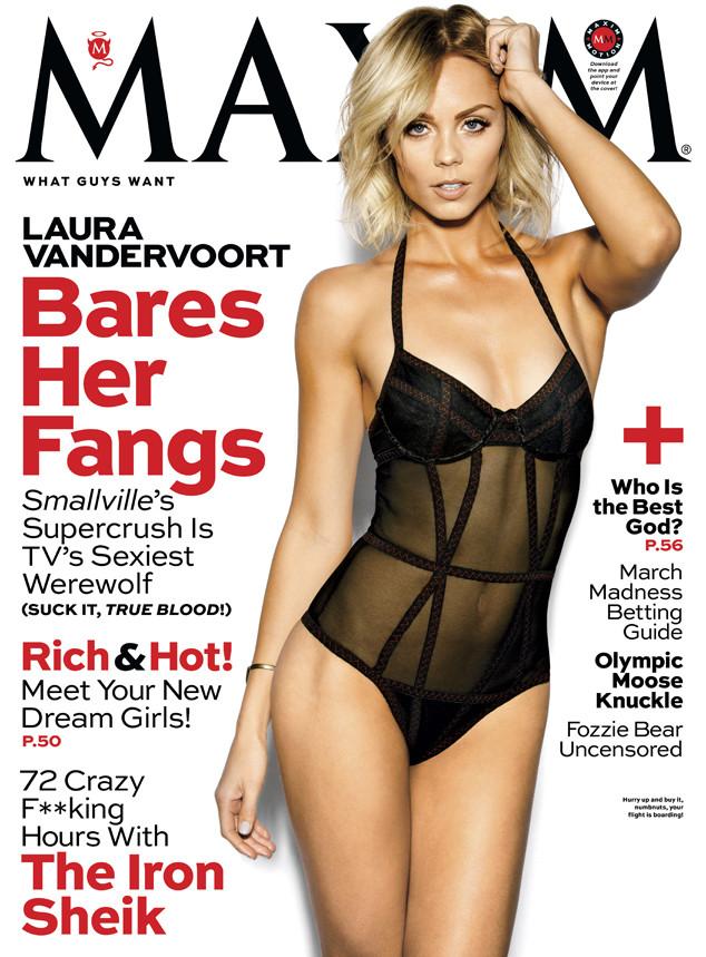 Arrow Star Celina Jade Shows Off Her Bikini Bod in Maxim