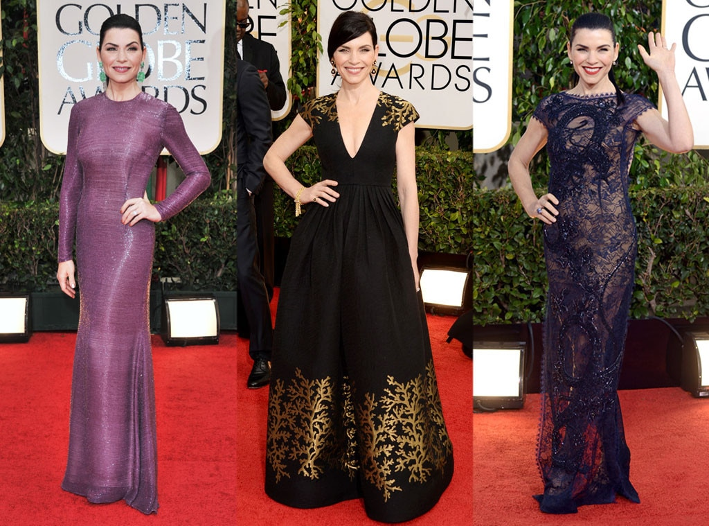 Julianna Margulies from 2015 Golden Globe Nominees' Past ...