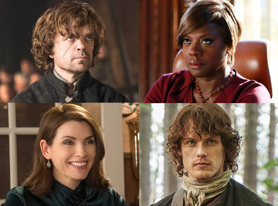 The Good Wife, Game of Thrones, How to Get Away With Murder, Outlander