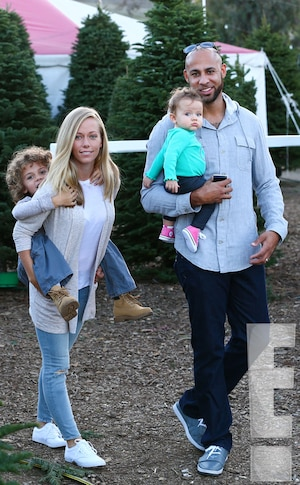 Kendra Wilkinson, Hank Baskett, Hank Jr., Alijah