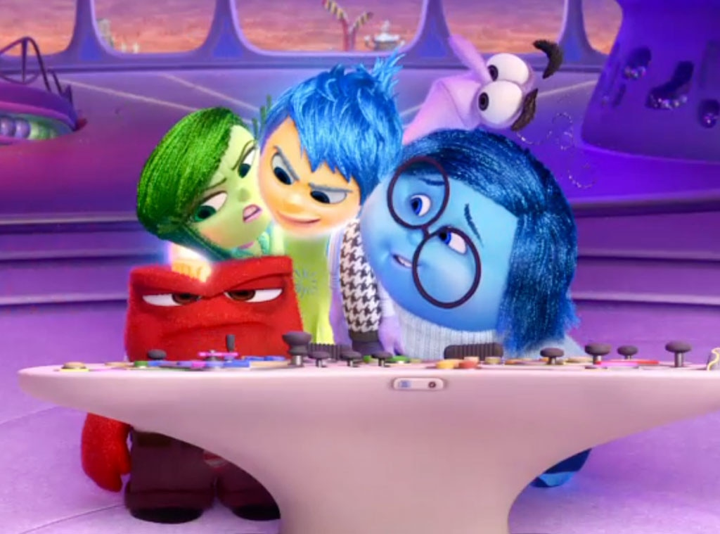 Disney And Pixar U0026 39 S Inside Out Trailer Is Here U2014watch Now